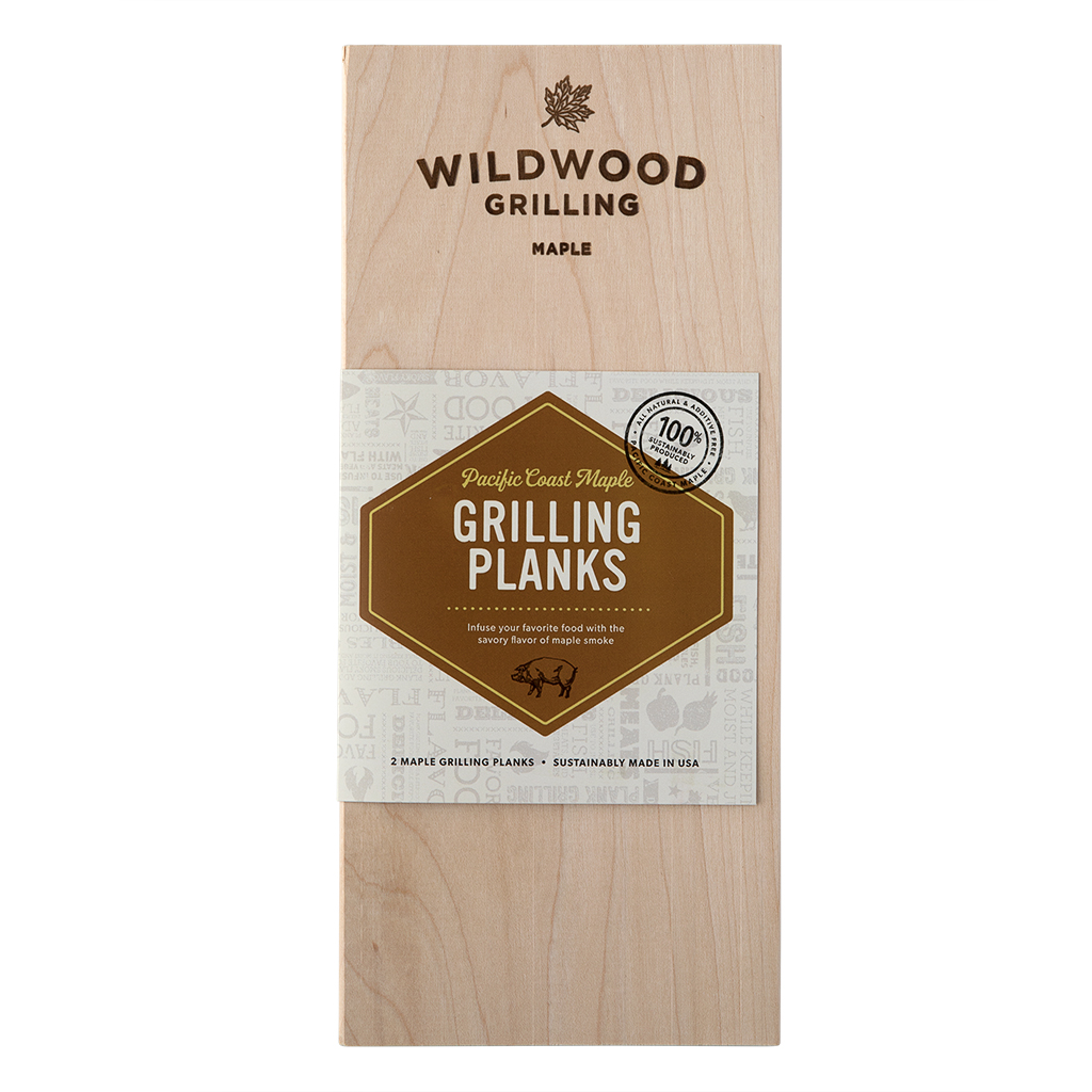 """Maple 5x11"""" Grilling Planks"""