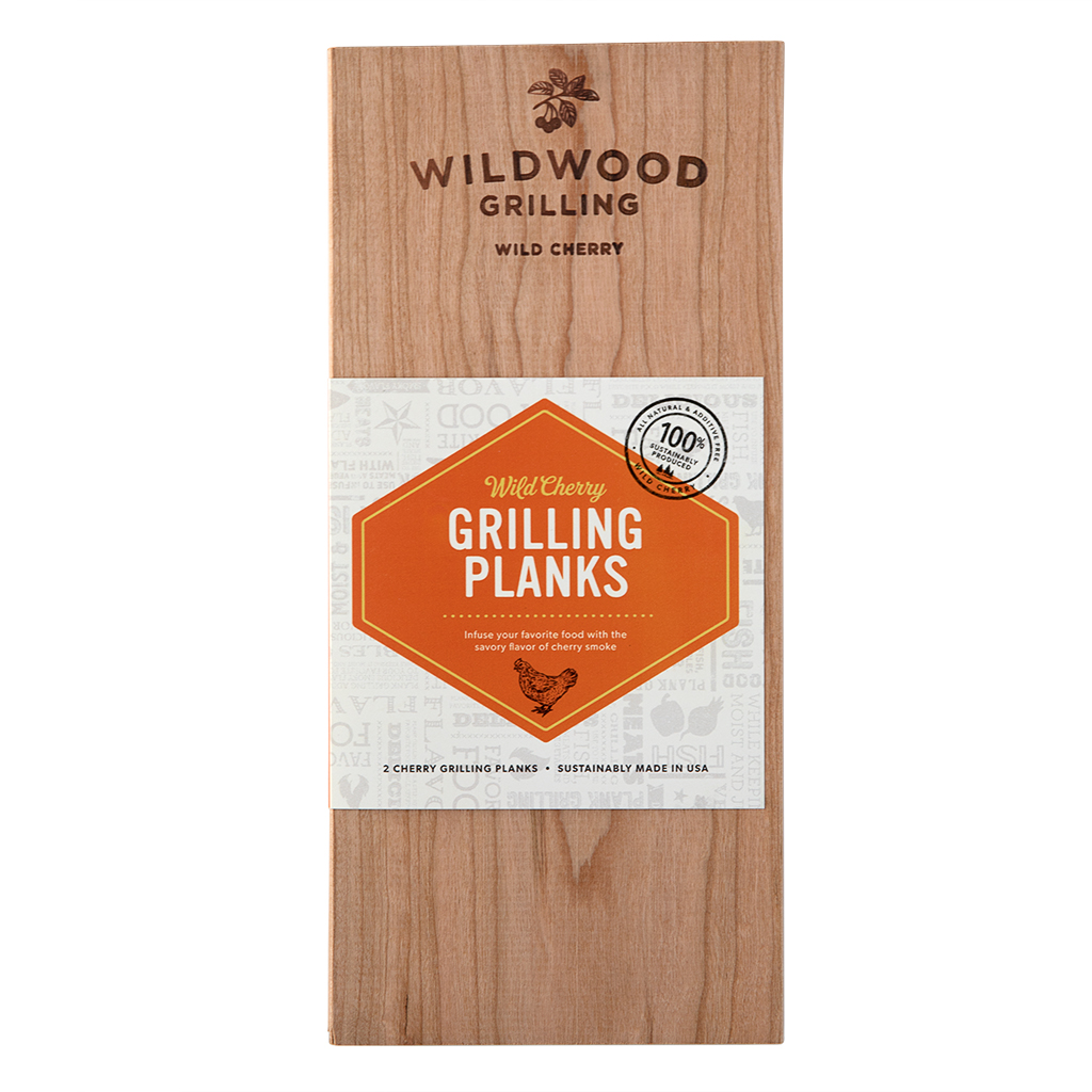 """Cherry 5x11"""" Grilling Planks"""