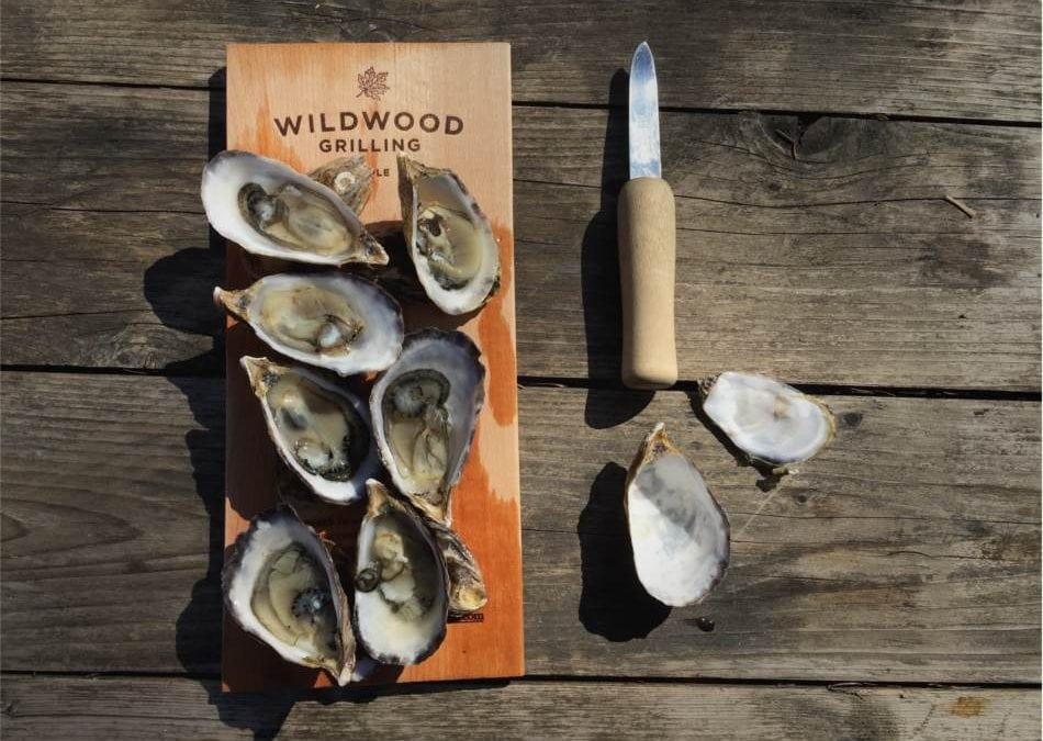 Smoked Oysters