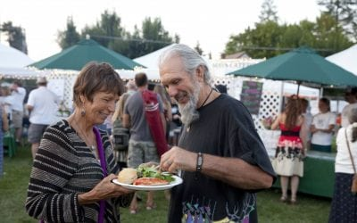 Highlights from Our Time at The Festival at Sandpoint