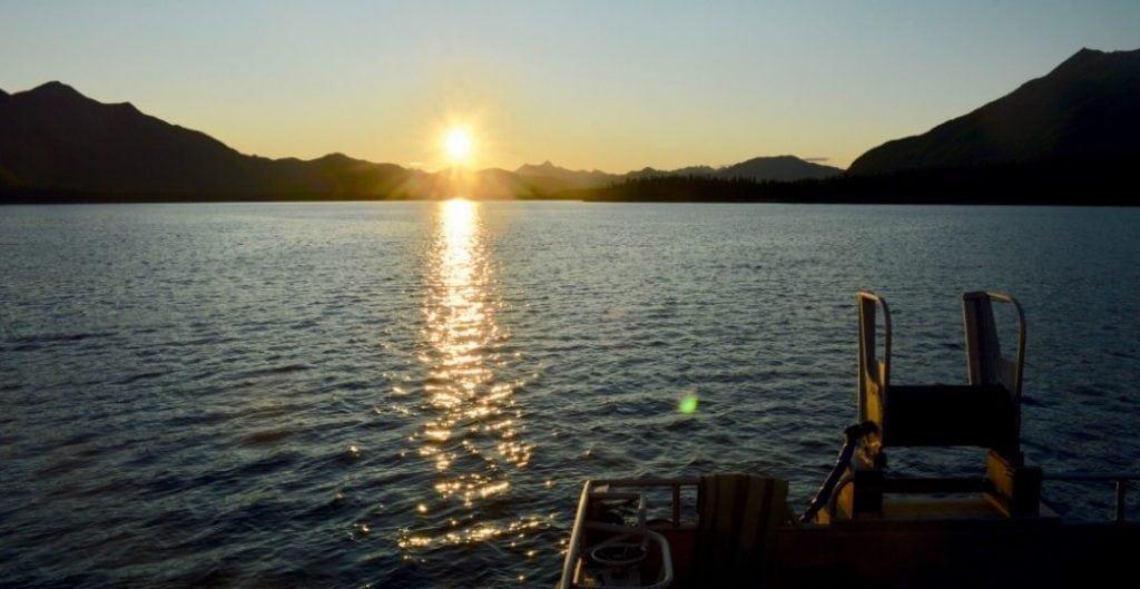 Lake Aleknagik, Alaska