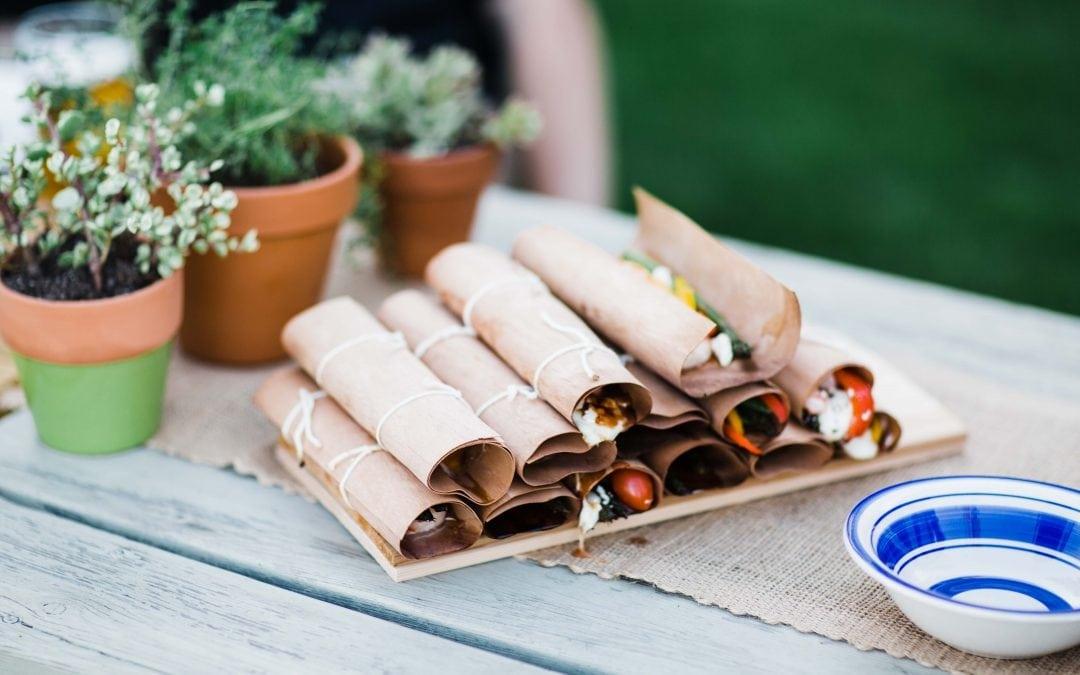Cedar Grilling Wraps