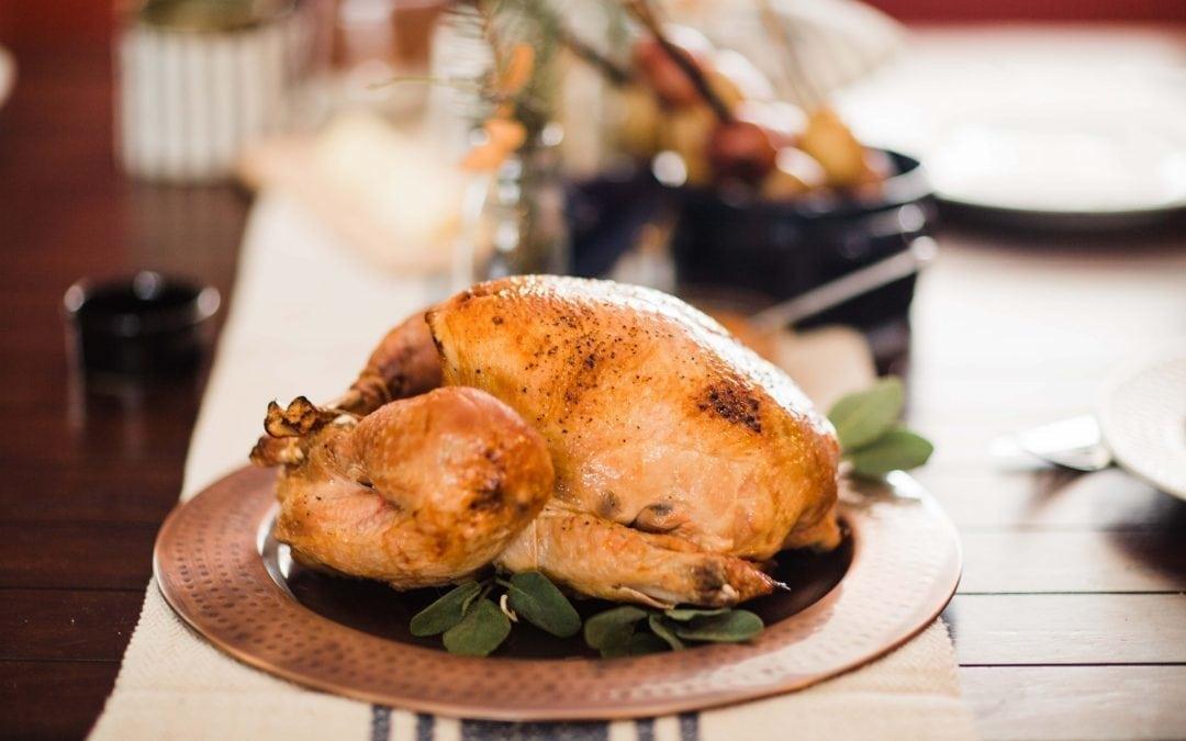 Hickory Planked Turkey Recipe