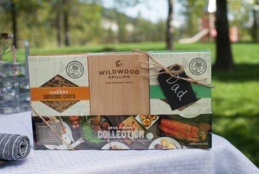 Smoking Chips & Grilling Planks Gift Set