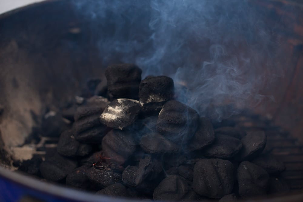 Using Wood for Grilling instead of Charcoal
