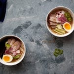 Smoked Pork Belly Ramen