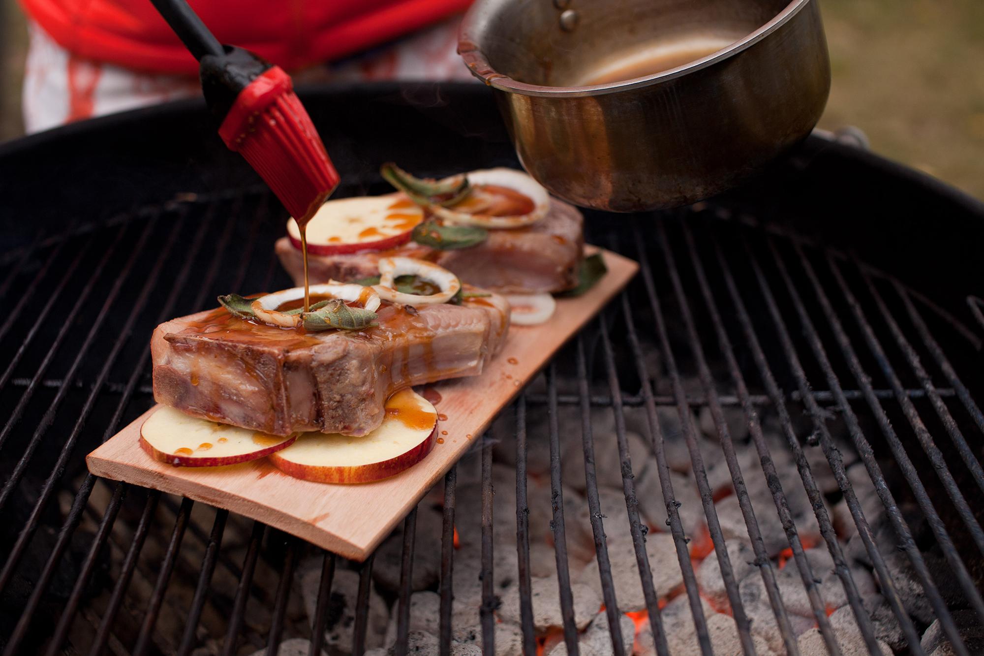 Pork Chop Marinades