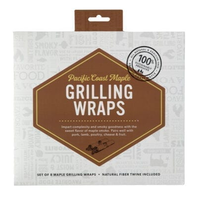 Maple Grilling Wraps