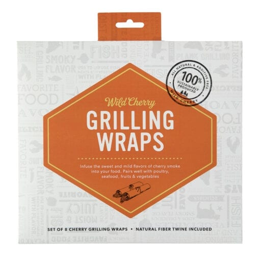 Cherry Grilling Wraps