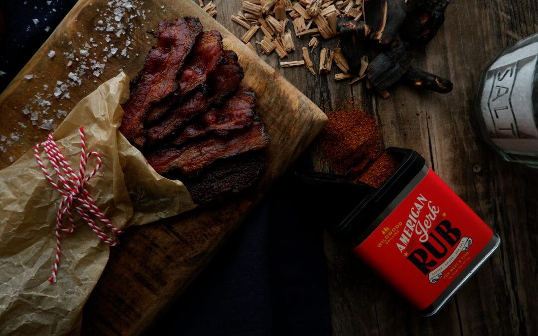 American Jerk Bacon